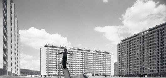 Vývoj panelových sídlišť od 40. let až do současnosti popíše výstava v Uměleckoprůmyslovém muzeu v Praze