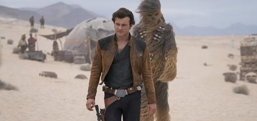 Solo a jeho parťáci jsou skvělou akční podívanou s citovými problémy