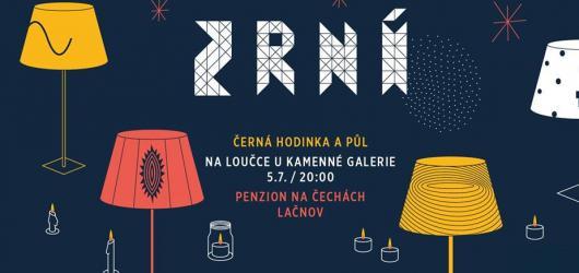 Kapela Zrní v rámci svého turné při svíčkách zahraje také v Lačnově