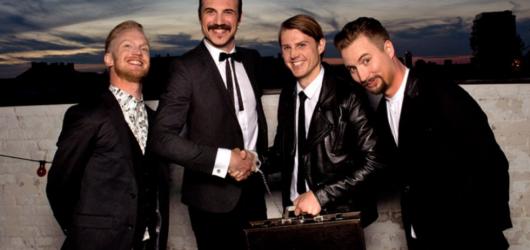 Kapela Royal Republic ohlásila termíny chystaného turné. Dorazí i do Prahy