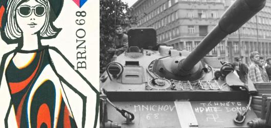 Komunistická propaganda vs. fake news. Brněnská výstava nabízí jiný pohled na události srpna 1968