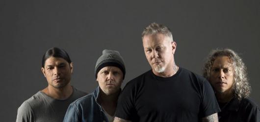 Metallica se příští rok vrátí do Česka. Vystoupí pod širým nebem na letišti v Letňanech