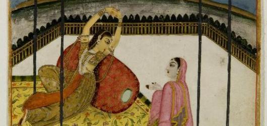 Expozice Umění Asie se v paláci Kinských uzavře ke konci února. Národní galerie se loučí výběrem mistrovských děl