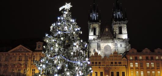 6 tipů, jak netradičně strávit Štědrý den v Praze