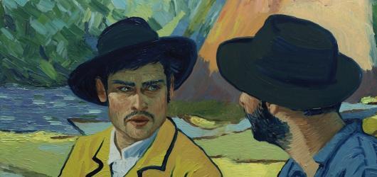 S láskou Vincent je živým uměleckým dílem o nepoznaném Van Goghovi