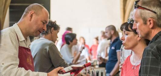 Novoměstská radnice chystá svátek všech milovníků vína