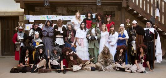 9 tipů na nejlepší kostýmované a hrané prohlídky hradů a zámků pro děti i dospělé