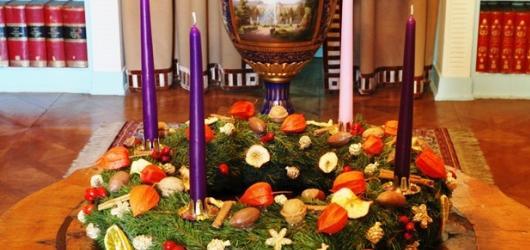 7 tipů na adventní a vánoční akce na hradech a zámcích