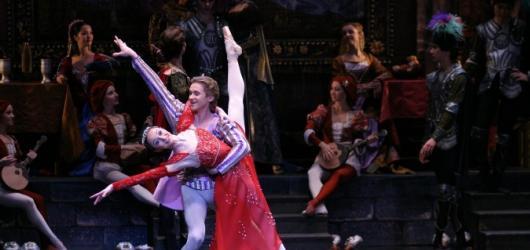 Do Prahy se vrací nejslavnější ruský baletní soubor. Moscow City Ballet doveze Romea a Julii