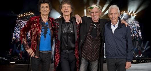 Legendární The Rolling Stones se opět valí na Prahu