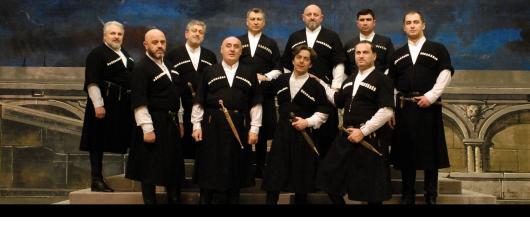 Harmonické zpěvy z Gruzie. Do Prahy zavítají sólisté Tbiliské opery Suliko