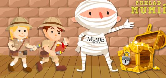 Mumie světa nekončí. Jedničkáře navíc čeká na výstavu volný vstup