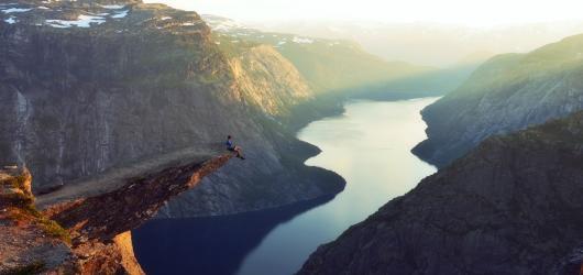 #NováGenerace: Norsko mi otevřelo oči, říká fotograf a cestovatel Tomáš Havel