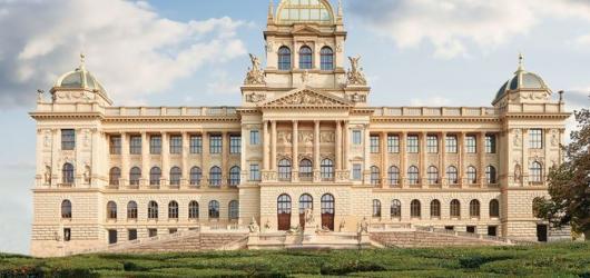 Historická budova Národního muzea se částečně otevírá veřejnosti. Do konce roku ji navštívíte zdarma