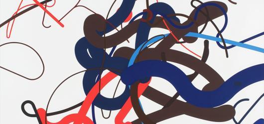 Od Vasarelyho po Sýkoru. Galerie hlavního města Prahy prezentuje dvě významné sbírky abstraktního umění