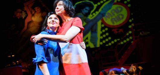 Muži se nervově hroutí z nového muzikálu v divadle F. X. Šaldy