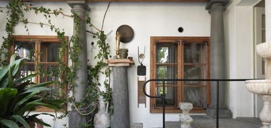 Vlastní vilu slovinského architekta Plečnika představuje Muzeum hlavního města Prahy