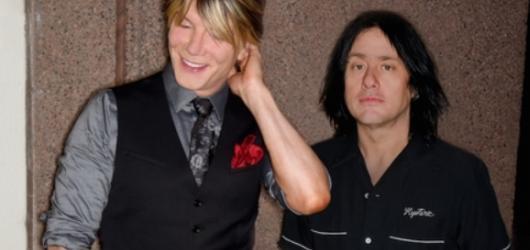 Americká formace Goo Goo Dolls vystoupí poprvé v České republice