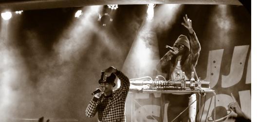 Rapper Rejjie Snow přijel znovu do Česka
