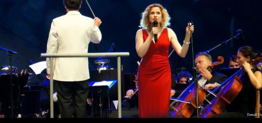 Krumlovskou letní noc rozezněly muzikálové melodie