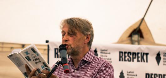Topol, Konáš i vzpomínky na Kopaněvu. Druhý den LFŠ nabídl bohatý literární program