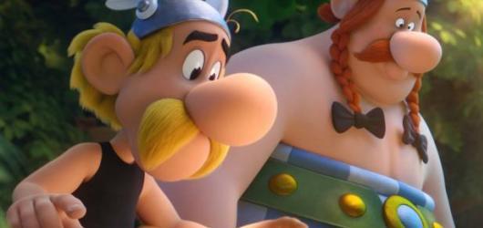 Už padesát let baví malé i velké. Asterix i tentokrát hýří chytrým humorem a upoutá napínavým dějem