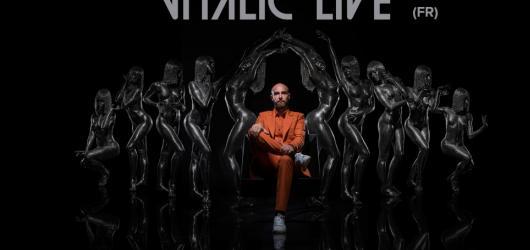 Francouzská taneční ikona Vitalic přiveze na Flédu nové album