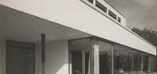 Vize modernosti na Špilberku prezentují snímky vily Tugendhat očima Rudolfa Sandala