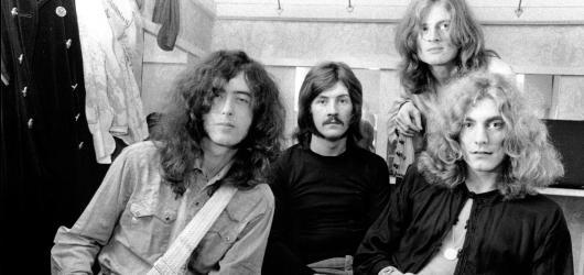 5 nejlepších písní kapely Led Zeppelin