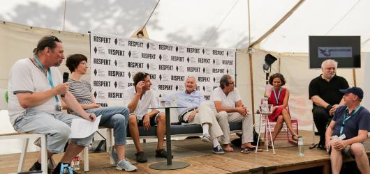 Odborný program na LFŠ nabídl přehled seriálů pro mládež, ale i diskuzi nad současným slovenským filmem