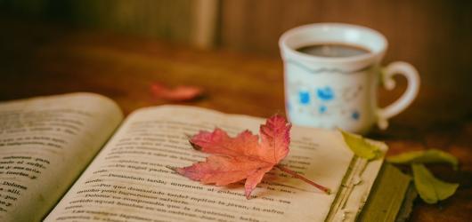 5 tipů na oddechové i napínavé podzimní čtení