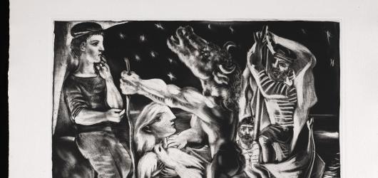 Bolestný rozchod a znovunalezená vášeň. Umělecký deník Pabla Picassa představuje Museum Kampa