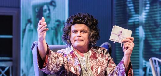 Igor Bareš se poprvé představí na prknech Divadla na Fidlovačce v chystané inscenaci Miláček Célimare