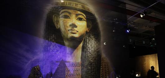 Chcete si zdarma prohlédnout výstavu Mumie světa? Zasoutěžte si s námi o lístky!
