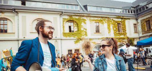 Olomoucký majáles na jeden den obnoví Československo