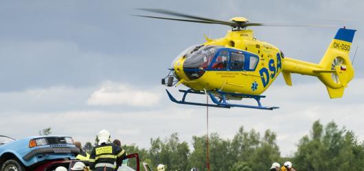 Další ročník Helicopter Show a Rally Show se uskuteční již příští víkend