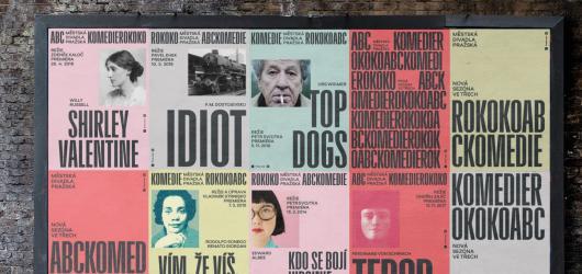 K Městských divadlům pražským se opět připojuje divadlo Komedie. Rozšiřuje se hlavní i doprovodný program