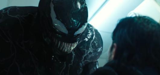 Venom rezignoval na temnotu a pobavil víc, než se předpokládalo