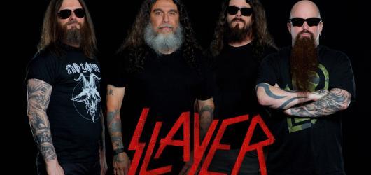 Trashmetalisté Slayer připravují poslední rozloučení s českými fanoušky