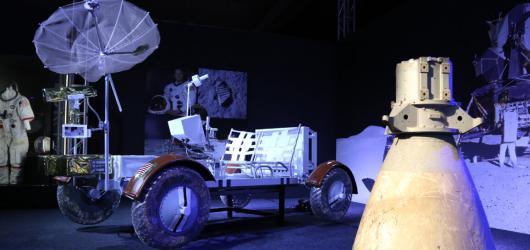 Apollo, Sputnik i Lajka. Na brněnské výstavě Cosmos Discovery se vydáte do vesmíru
