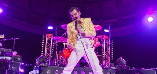 Nejúspěšnější Queen tribute kapela v České republice míří do Divadla Kalich