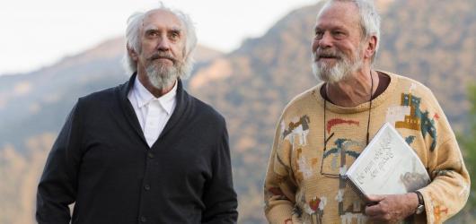 KVIFF 2018: Jsem vlastně takový upír, žiju z talentu jiných lidí, říká jeden z Monty Python Terry Gilliam