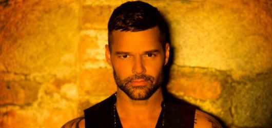 Ricky Martin rozproudí adrenalin. Láká na bombastickou show