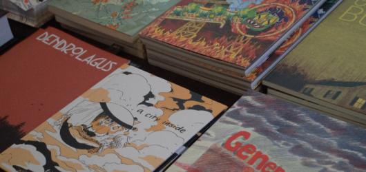 Pražské Karolinum zaplnil o víkendu komiks