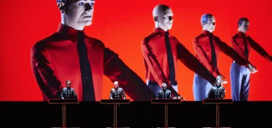 Bez 3D brýlí na Metronome Festivalu ani ránu! S výjimečnou audiovizuální show dorazí Kraftwerk