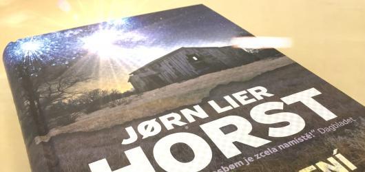 Zaslepení Jørna Liera Horsta je líbivý otisk kriminalistické práce od toho z nejpovolanějších