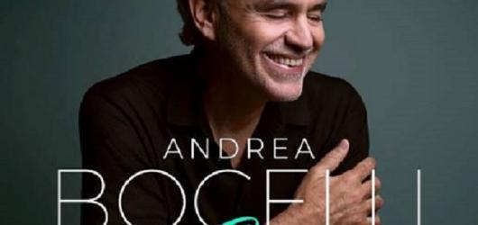 Hvězda hudebního světa Andrea Bocelli vystoupí na podzim příštího roku v pražské O2 Areně