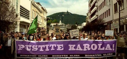 Horkýže Slíže si odskočí ze Slovenska do Česka, kde představí album Pustite Karola