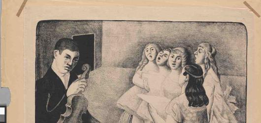 Sběratel Preislera, Mařáka či Kokoschky. Olomoucká galerie zpřístupní kolekci umění i vlastní díla Miloslava Holého