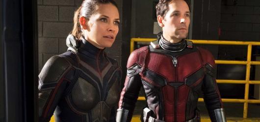 Ant-Man a Wasp: mravenčí Avengers na oddych